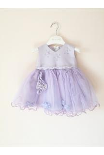 Puošni suknelė su galvajuoste